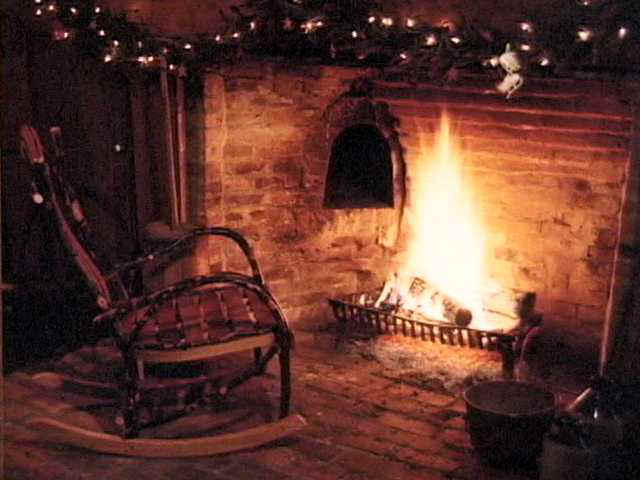 Fire_Place_with_Rocking_Chair